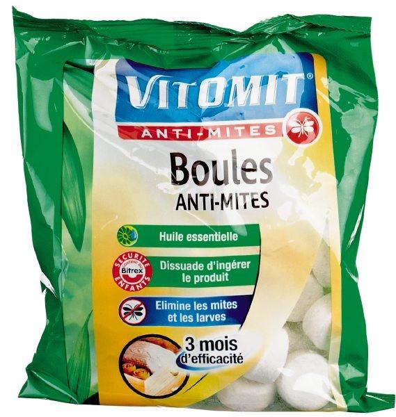 Boules anitimites