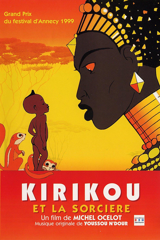 affiche kirikou